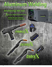 Prince XL Spool Gun Literature/Catalog page