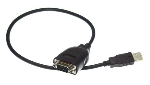 U232-P9 USB to Serial Port Adapter Cable